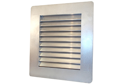 Delta T New Louvres