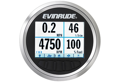 Evinrude Nautilus Engine Gauges
