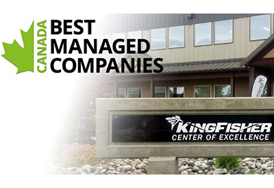 Kingfisher Best Managed Company