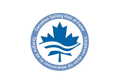 Canadian Sailing Hall Of Fame Logo