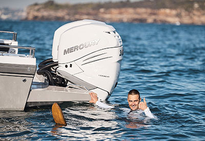 Mercury Marine Water Ski World Record