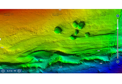 CMOR Seafloor Mapping
