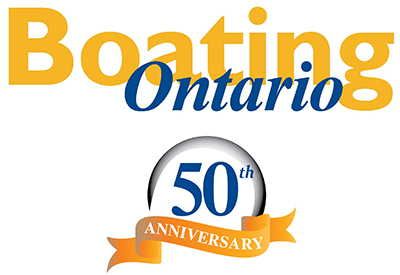 Boating Ontario 50th Anniversary