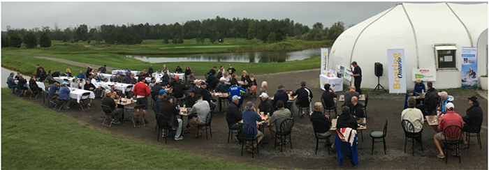 Boating Ontario Golf Tournament