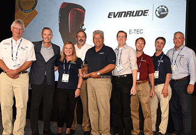 Evinrude Product Innovation Award