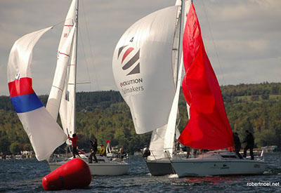 Evolution sailmakers
