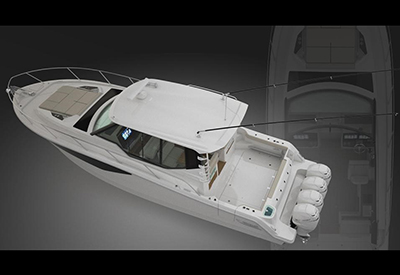 Boston Whaler New Conquest Models