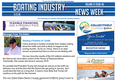 Boating Industry Canada News Week