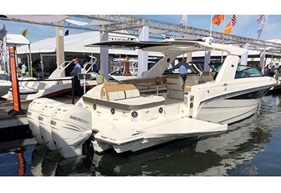 Sea Ray At Flibs