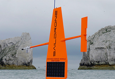 Marskeel Saildrone