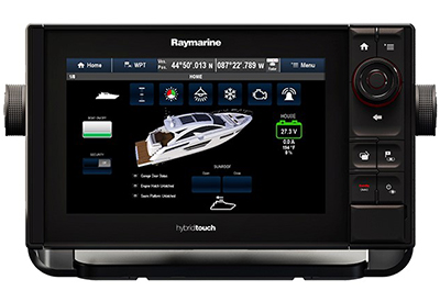 Raymarine Digital Switching