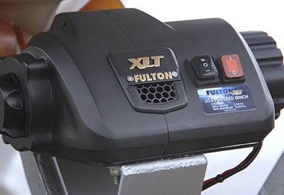 Fulton XLT Powered Marine WInch