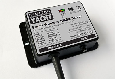 Digital Yacht Wireless Server