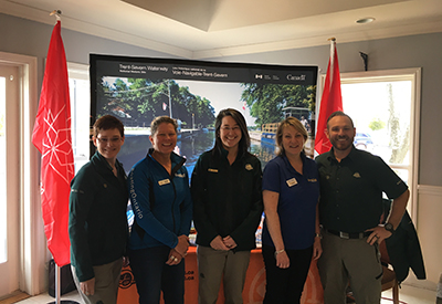 Boating Ontario partners with Parks Canada