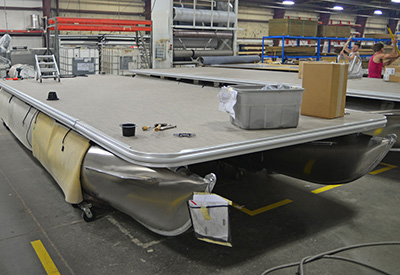 Canada Announces Tarrif Boats 400