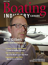 Boating Industry Canada August 2008