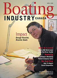 Boating Industry Canada April 2009
