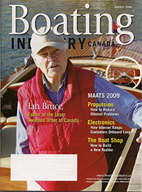 Boating Industry Canada August 2009