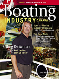 Boating Industry Canada October 2009