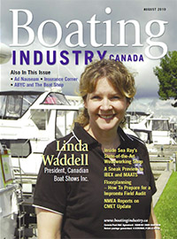 Boating Industry Canada August 2010