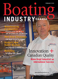 Boating Industry Canada February 2010