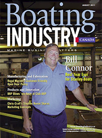 Boating Industry Canada August 2011