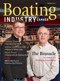 Boating Industry Canada February 2011