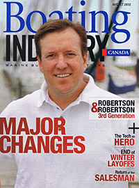 Boating Industry Canada August 2012