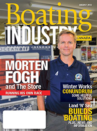 Boating Industry Canada August 2013