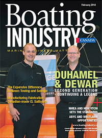 Boating Industry Canada February 2014