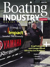 Boating Industry Canada August 2015