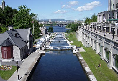 Rideau Canal Historic