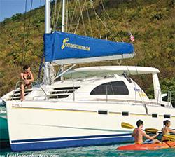 Footloose Catamaran Charters