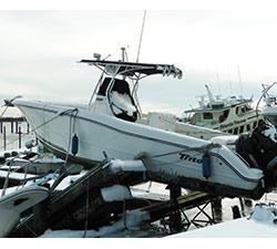 Hurricane Sandy Boats