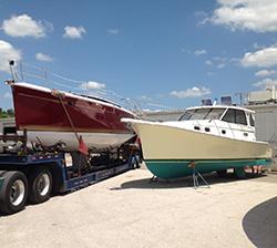 Marlow-Hunter 100th Boat
