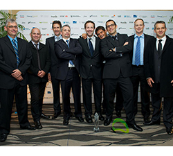 Navico Wins Award