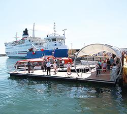 Structure Marine