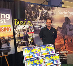 Canadian Yachting West at VIBS 2013