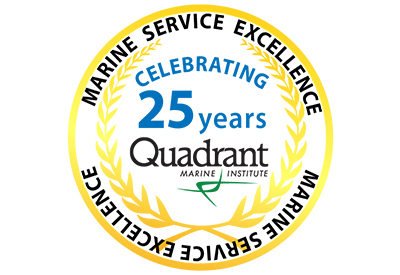 Quadrant Marine 25 Years