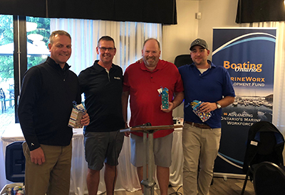 Golf Tournament Winners