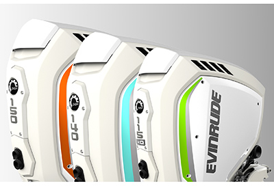 Evinrude's New Engines