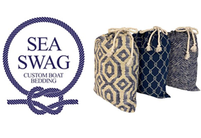 Sea Swag Custom Boat Bedding