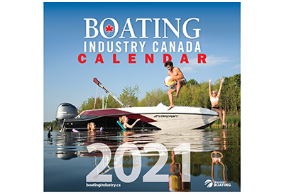 Boating Industry Canada Calendar