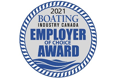 BIC Employer of Choice award 2021